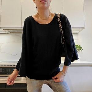 Aritzia BABATON Cashmere & Wool sweater